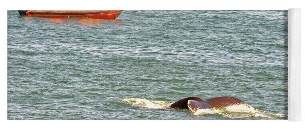 Whale Tail Yoga Mat