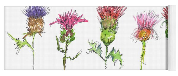 What Is It About A Thistle Yoga Mat