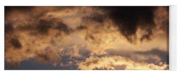 When Heaven Speaks Yoga Mat