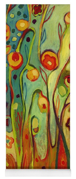 Where Does Your Garden Grow Yoga Mat
