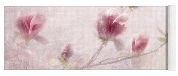 Whisper Of Spring Yoga Mat