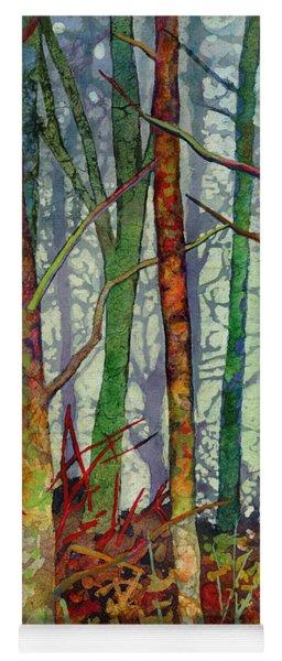 Whispering Forest Yoga Mat