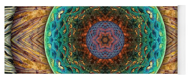 Whispering Pines Yoga Mat