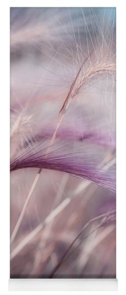 Whispers In The Wind Yoga Mat