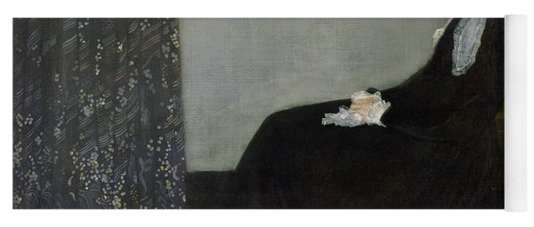 Whistlers Mother Yoga Mat