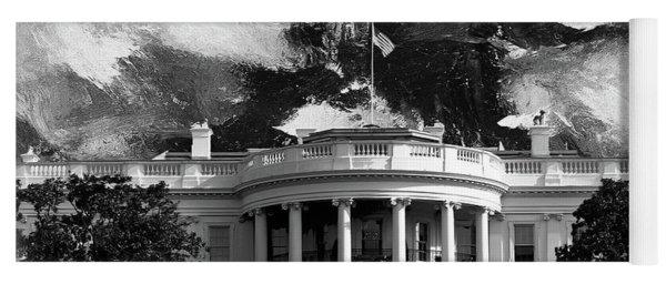 White House 002 Yoga Mat