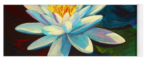 White Lily IIi Yoga Mat