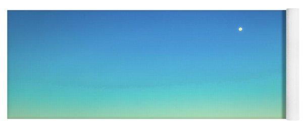 White Sands Sunrise Yoga Mat