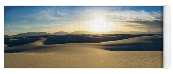 White Sands Vista Yoga Mat