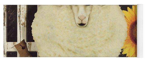 White Wool Farms Yoga Mat