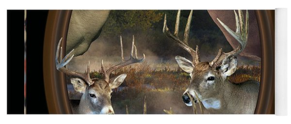 Whitetail Dreams Yoga Mat