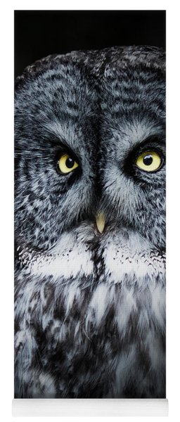 Whooo Are You Looking At? Yoga Mat