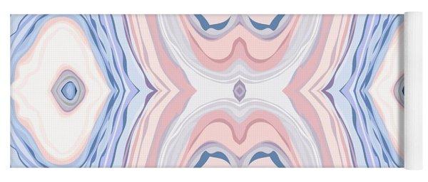 Wide Eyed Tribbing Vulgaris Vulvas Yoga Mat