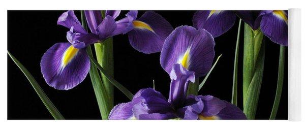 Wild Iris Yoga Mat