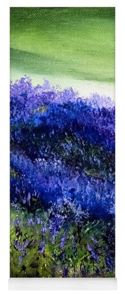 Wild Lavender Yoga Mat