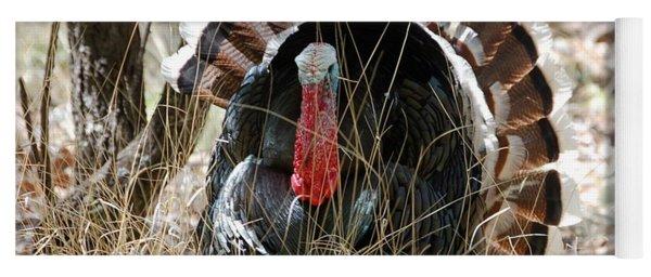 Wild Turkey Yoga Mat