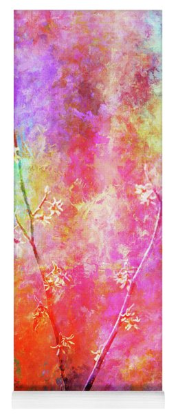 Wild, Wild, Witch Hazel Yoga Mat