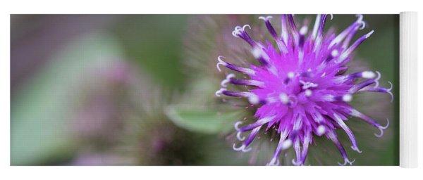 Wildflower Yoga Mat