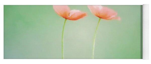 Wildflower Duet Yoga Mat