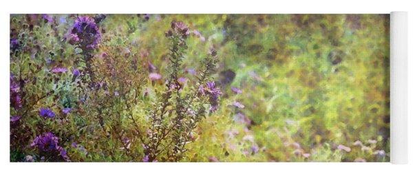 Wildflower Garden Impression 4464 Idp_2 Yoga Mat