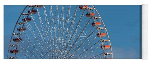 Wildwood Ferris Wheel Yoga Mat