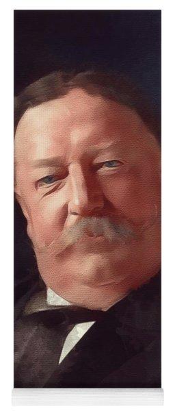 William Howard Taft, President Yoga Mat