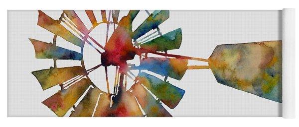 Windmill Yoga Mat