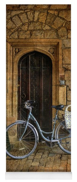 Windsor Castle Bicycle Yoga Mat