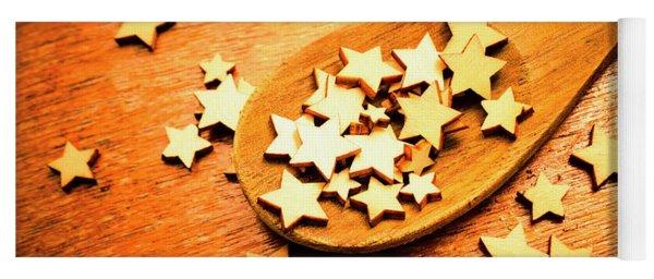 Winning Star Recipe Yoga Mat