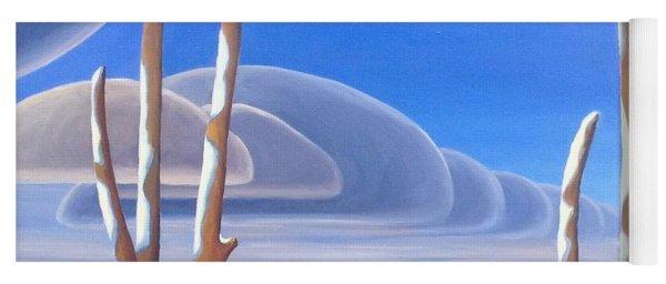 Winter Solace Yoga Mat