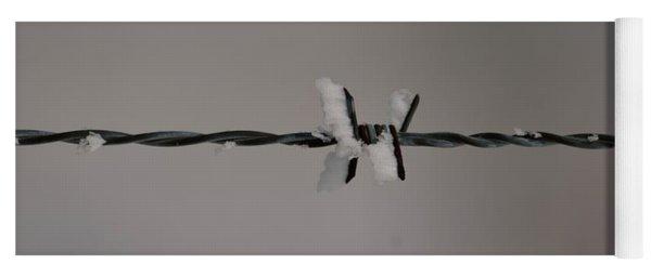 Winter Wire Yoga Mat