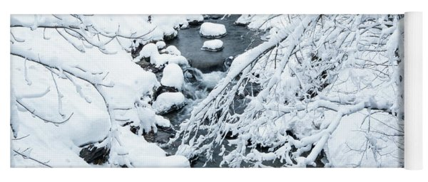 Winters Creek- Yoga Mat