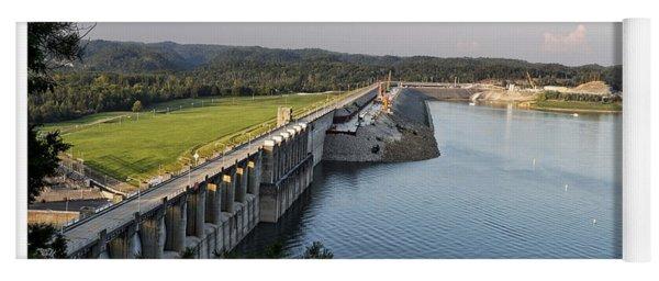 Wolf Creek Dam Yoga Mat