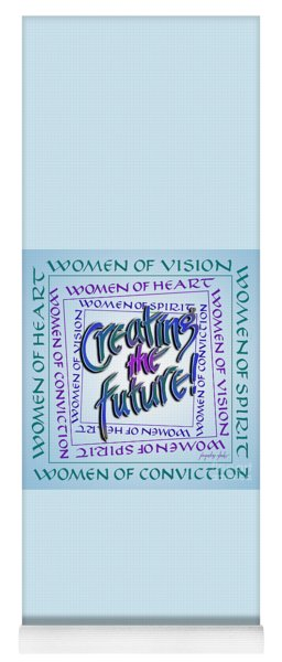 Women Of Vision Yoga Mat