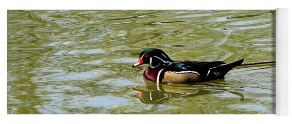 Wood Duck Yoga Mat
