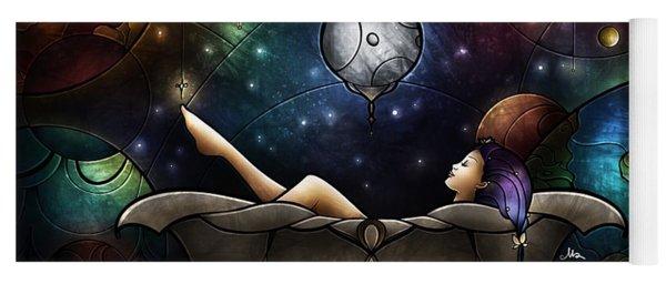 Worlds Away Yoga Mat