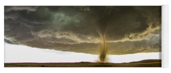 Wray Colorado Tornado 060 Yoga Mat