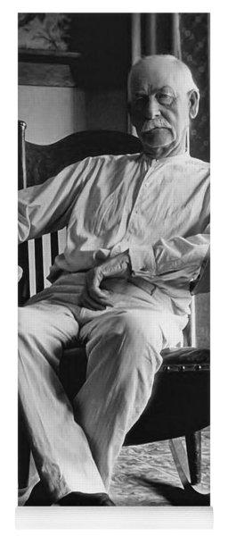 Wyatt Earp 1923 - Los Angeles Yoga Mat
