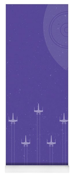 X-wing Attack Yoga Mat