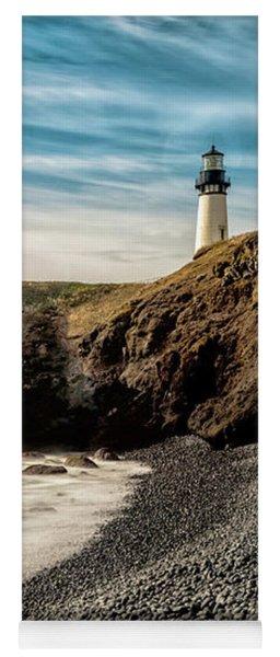 Yaquina Head Lighthouse 1 2017 Yoga Mat
