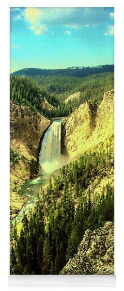 Yellowstone Yoga Mat