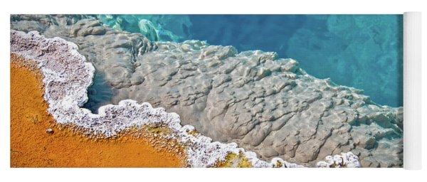 Yellowstone Pool Yoga Mat