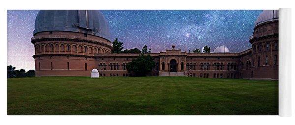Yerkes Observatory Williams Bay Yoga Mat