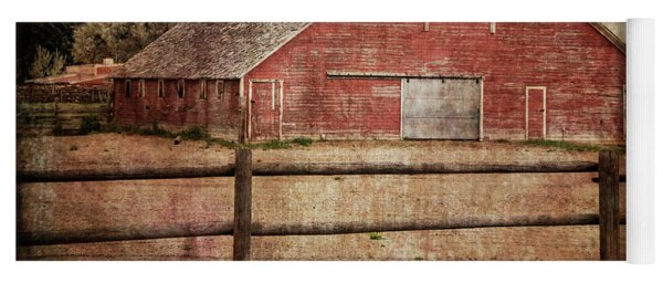 York Road Barn Yoga Mat