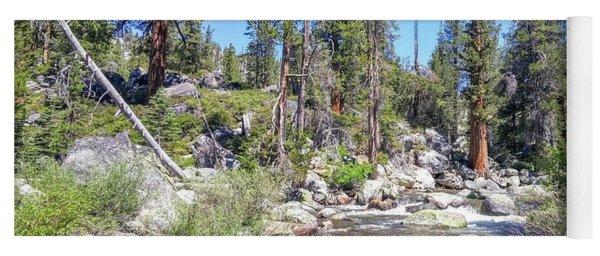 Yosemite Rough Ride Yoga Mat