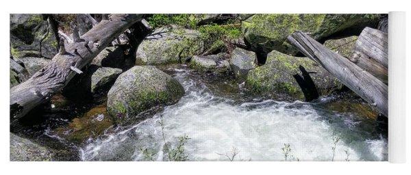 Yosemite Whitewater Yoga Mat