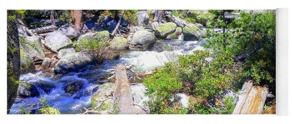 Yosemite Adventure Yoga Mat