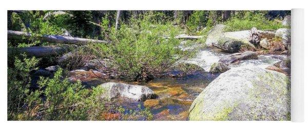 Yosemite Hidden Stream Yoga Mat
