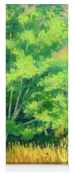 Young Tree Yoga Mat