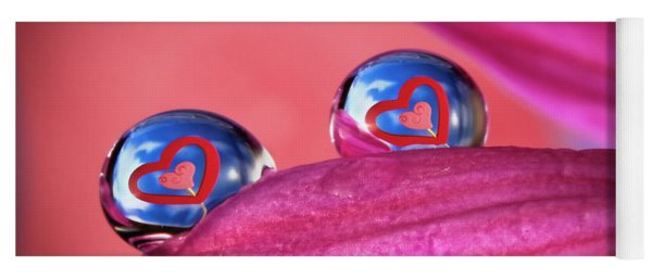 Your Heart My Heart Yoga Mat